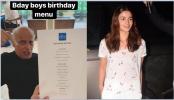 Alia Bhatt shares picture from father Mahesh's birthday celebration