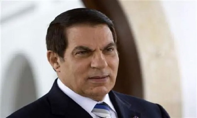 Tunisia ex-president Ben Ali buried in Madina