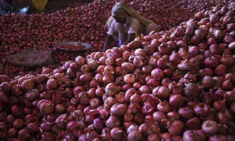 India's onion prices surge to Rs. 70-80 per kg, centre mulls imposing stock limits