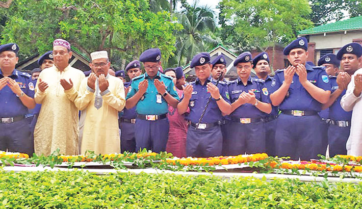Newly appointed additional inspector generals of police