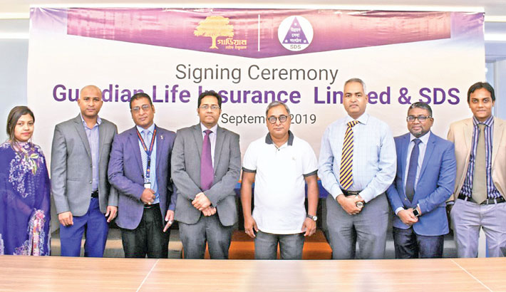 Guardian Life Ins inks deal with SDS
