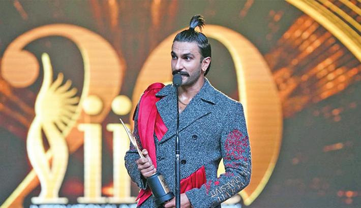Ranveer Singh to get waxed again