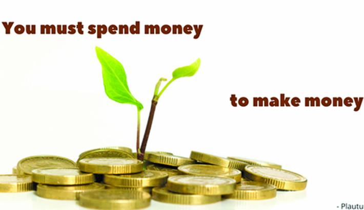 Money: Present day concept