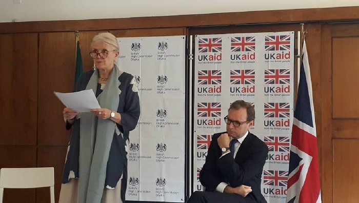 UK announces extra £87 mn funding for Rohingya crisis