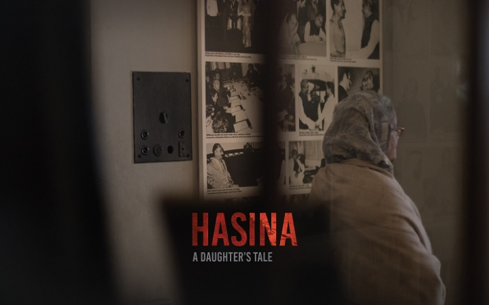 'Hasina-A Daughter's Tale' screened at Seoul festival