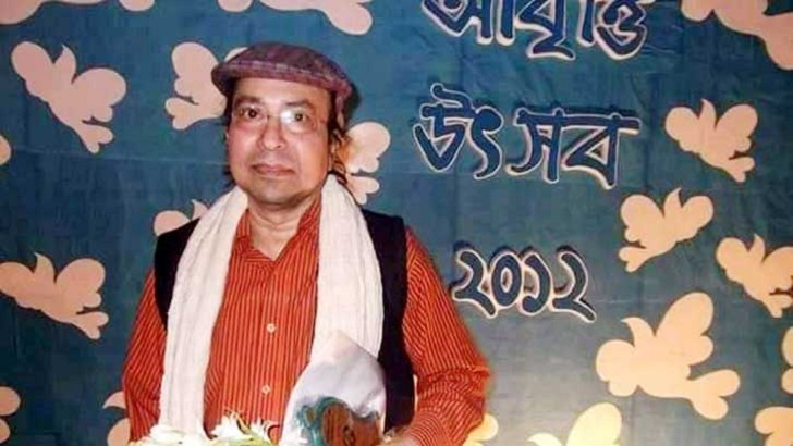 Reciter Kamrul Hasan Monju passes away