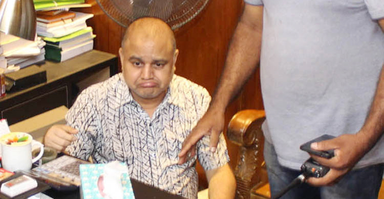 GK Shamim offers Tk10 crore to RAB official to avoid raid, arrest