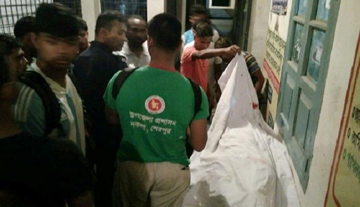 Bus, CNG auto-rickshaw collision kills three in Sherpur