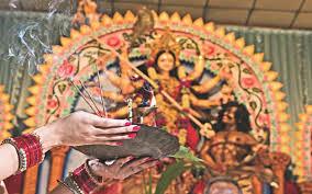 Preparation for celebrating Durgotsob goes on full swing in Rajshahi