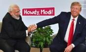 Trump to deliver 30-minute speech at 'Howdy, Modi' event