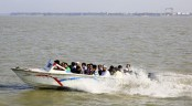 3 injured as two speed boats clash in Shimulia-Kathalbari route