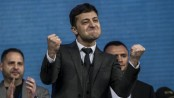 Stakes are high for Ukraine's comedian-turned-politician