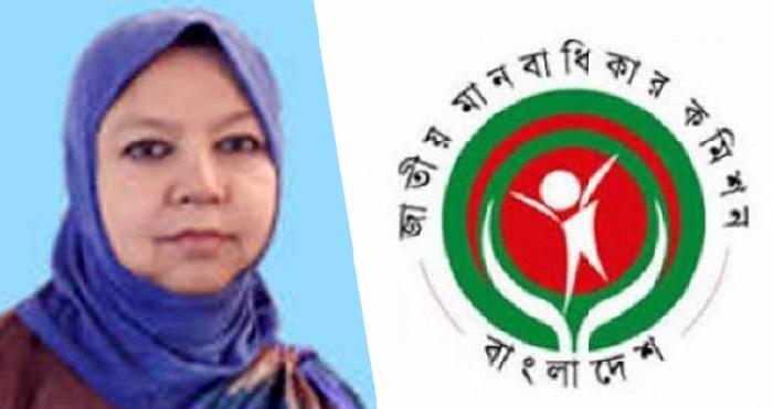 Former senior secretary Nasima Begum made NHRC chairman