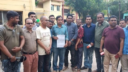 Over 50 journos in Sylhet file GD seeking life security