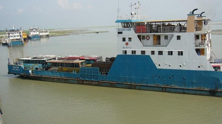 Shimulia-Kathalbari ferry services disrupted