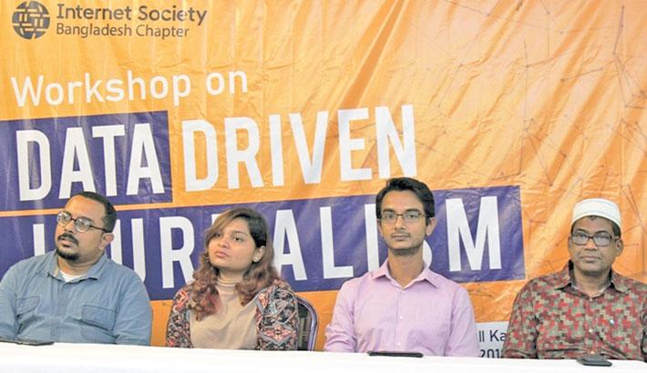Data driven journalism workshop