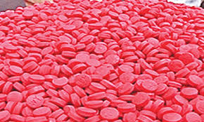 'Bangladeshi national' held with 50,000 pieces of Yaba pills in Tripura