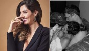 Bruna Abdullah shares experience of giving birth to daughter Isabelle in water