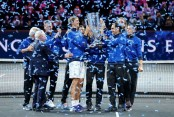 Zverev clinches Europe thrilling Laver Cup victory