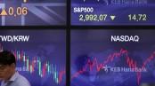 Asian shares fall as Iran, China-US trade tensions loom