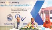 Orientation programme held at NSU