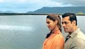 Dabangg 3: Salman shares first pic with Saiee