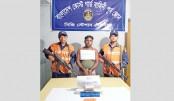 Coast Guard arrests a yaaba trader