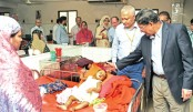 Govt to cooperate with icddr,b to set up world-class lab