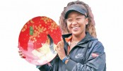 Naomi Osaka ends title drought at home