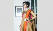 Sari With Belts: A Sassy Combination