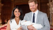 Prince Harry and family head to South Africa for official visit
