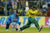 De Kock, Beuran star as South Africa draw T20 series with India