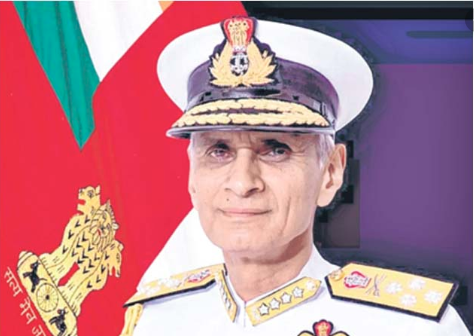 Indian Navy chief visits Khulna