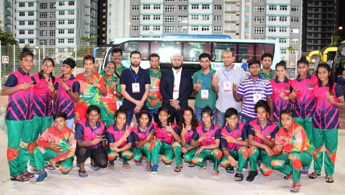 The rise of women's hockey in Bangladesh