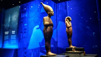 Paris Tutankhamun show sets new record with 1.42 mn visitors