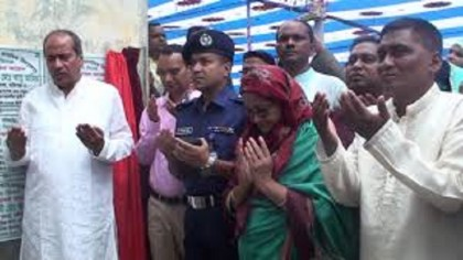 143 Shaheed Minars inaugurated in Habiganj