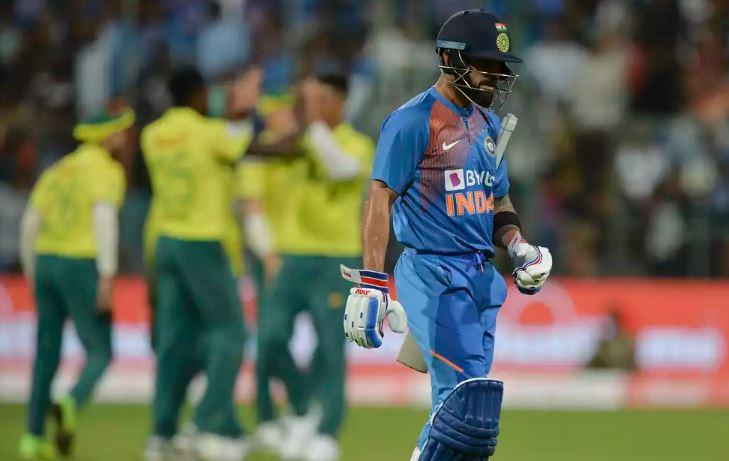 India train their brain for the final laps