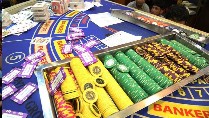 Casino business linked to fugitive terrorists