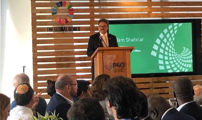 Bangladesh joins global forum P4G