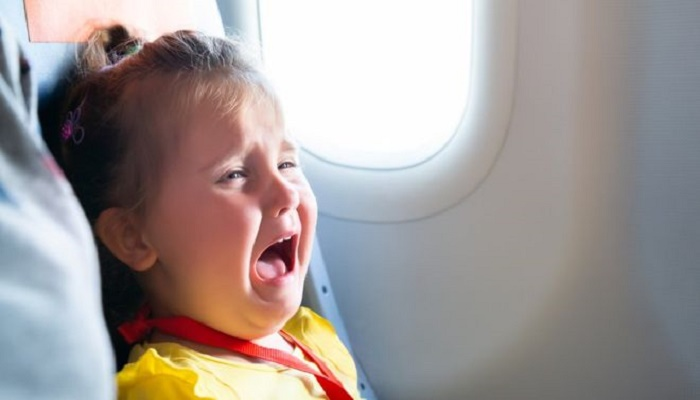Airline to help passengers avoid screaming babies