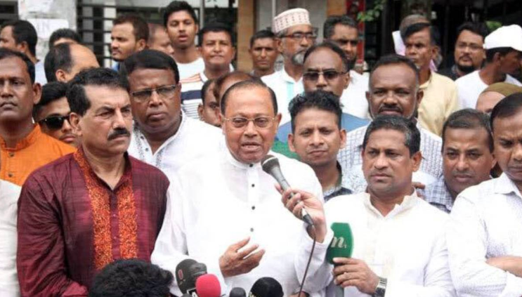 Govt lost control over AL leaders, activists, alleges BNP