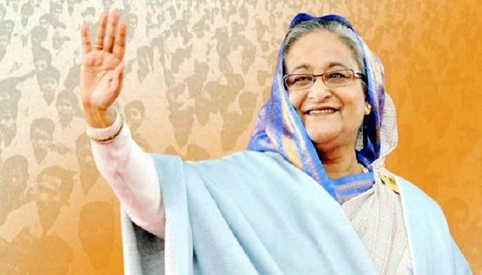 Sheikh Hasina: Captain Courageous