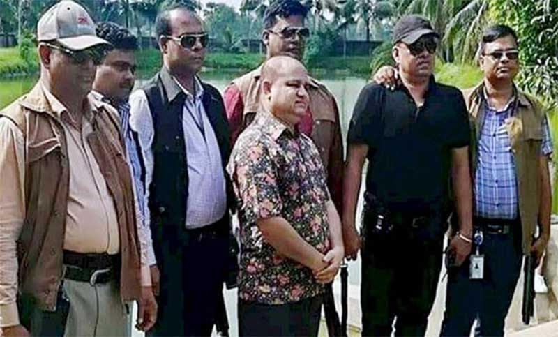 Court denies bail to 7 bodyguards of GK Shamim