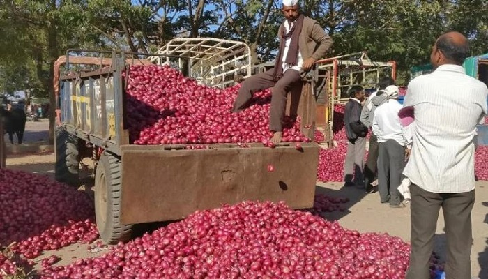 India bans onion exports with immediate effect