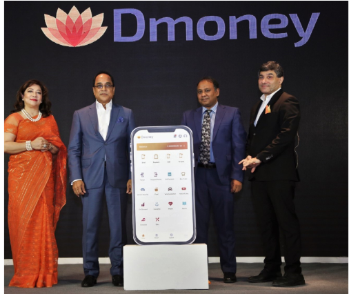 New payment, lifestyle app 'Dmoney' launched