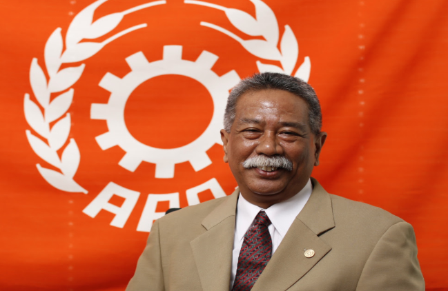 Dr Mochtan becomes 12th APO Secretary-General