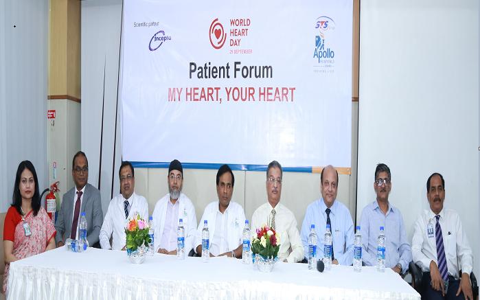 Apollo Hospitals Celebrated World Heart Day