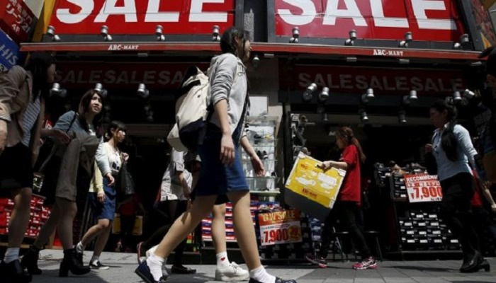 Japan business confidence drops for 3rd straight quarter: Survey