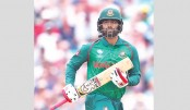 Tamim aces fitness test