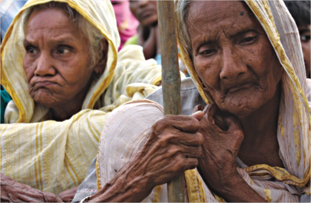 Congenial atmosphere for welfare of elderly people stressed
